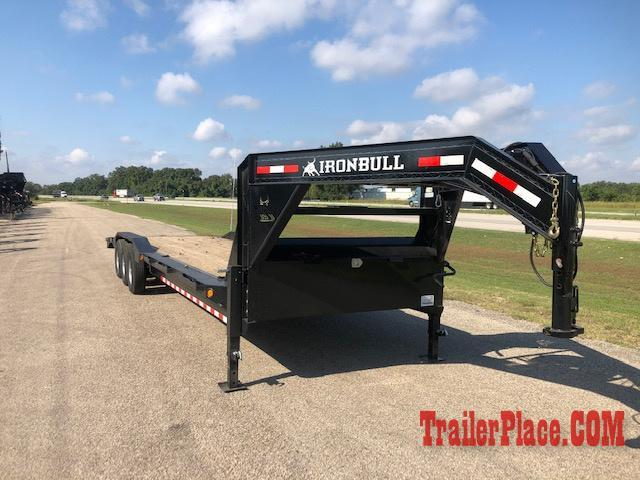 2020 Iron Bull 102x32 Lo Pro Equipment/Car Hauler