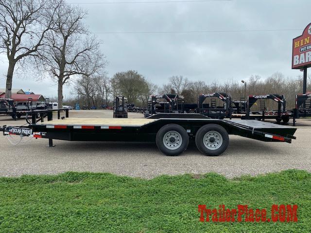 2020 Texas Pride 102x20  Equipment/Car Hauler