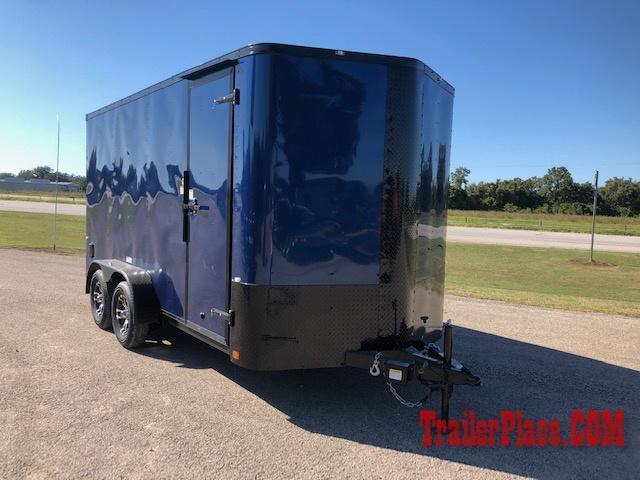 2020 Cargo Craft 7x16 Enclosed Cargo Trailer