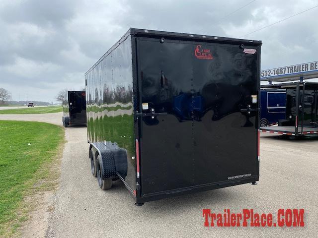 2020 Cargo Craft 7x18 Enclosed Cargo Trailer