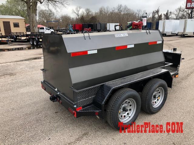 2020 East Texas 600 Gal Diesel Tank Trailer