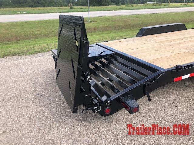 2020 Iron Bull 83x26 Lo Pro Equipment/Car Hauler
