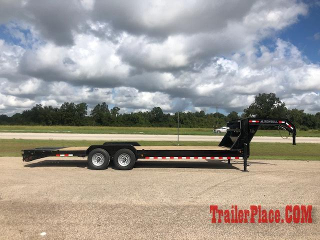 2020 Iron Bull 83x26 Lo Pro Equipment/Car Hauler