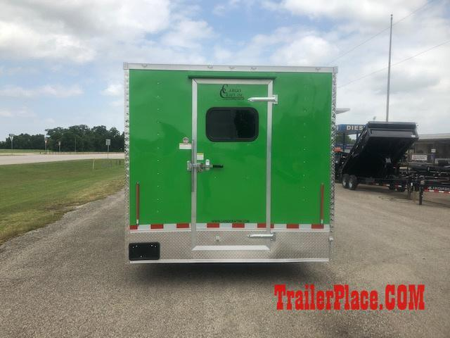 2019 Cargo Craft 8.5X24  Concession Trailer
