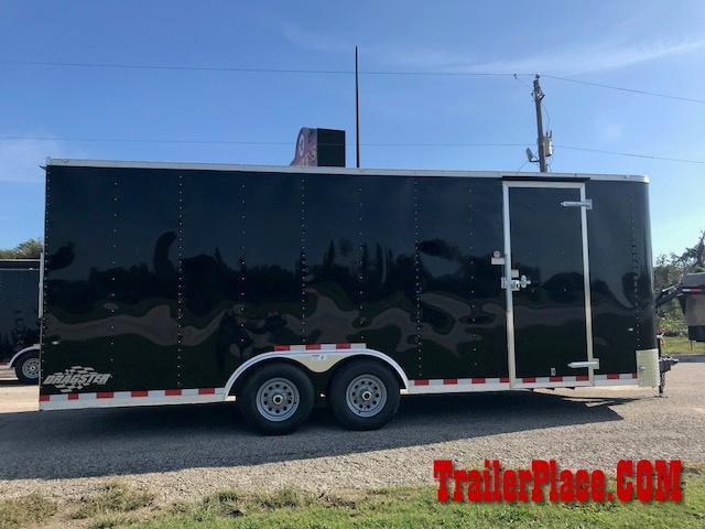 2020 Cargo Craft 8.5x20 Enclosed Cargo Trailer