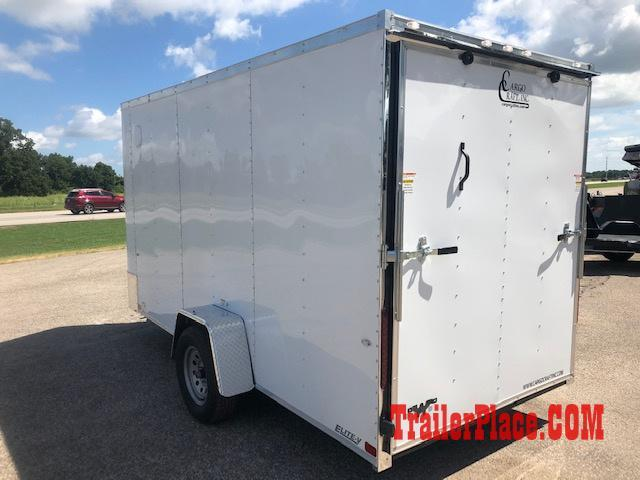 2020 Cargo Craft 6x14 Enclosed Cargo Trailer
