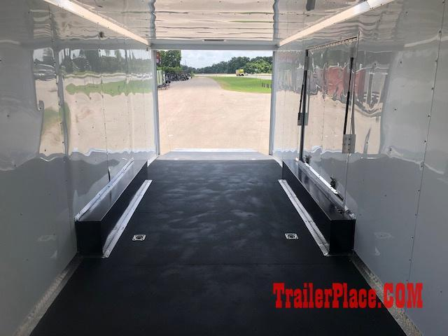 2019 Cargo Craft 8.5x28 Auto Hauler Enclosed Trailer
