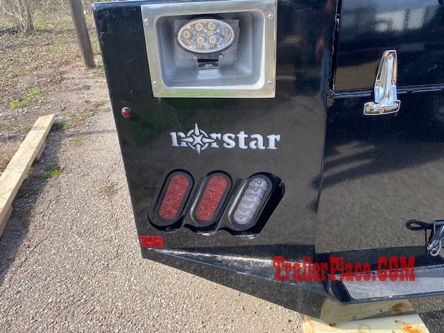 """2020 Norstar 8'6"""" x 90"""" CTA 58"""" SD Service Bed"""