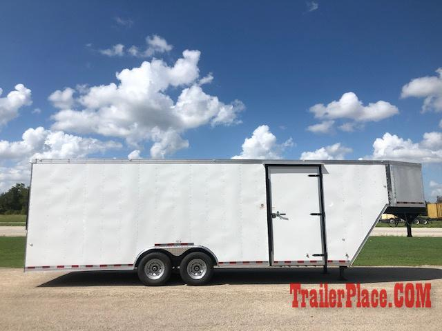 2020 Cargo Craft 8.5x32  Gooseneck Enclosed Cargo Trailer