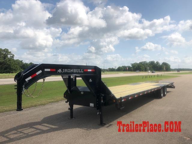 2019 Iron Bull 102x40 Lo Pro Flatbed