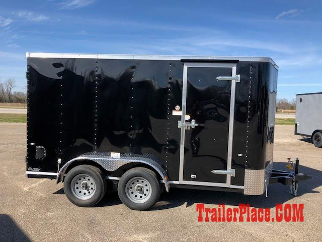 2019 Cargo Craft 7 x 14 Enclosed Cargo Trailer