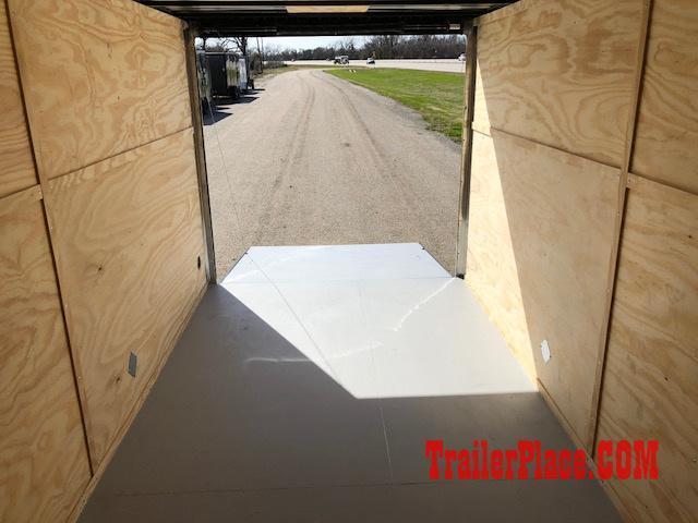 2020 Cargo Craft 7 x 18 Enclosed Cargo Trailer