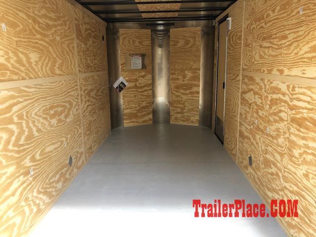 2019 Cargo Craft 7 x 16  Enclosed Cargo Trailer