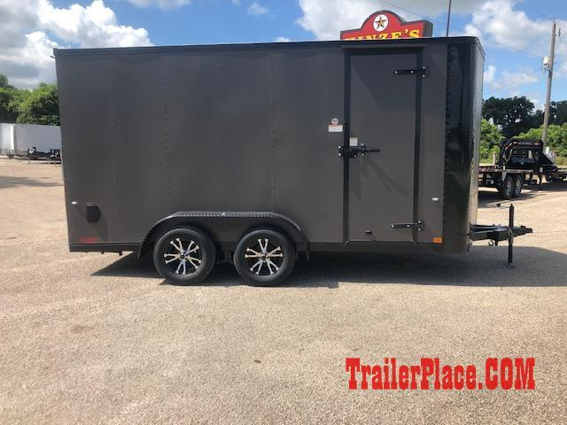 2019 Cargo Craft 7 x 16  Enclosed Cargo Trailer