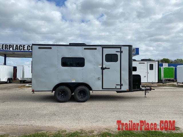 2020 Cargo Craft 7x16 Off Road Enclosed Trailer