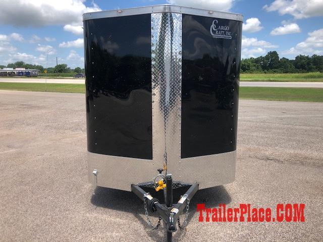 2020 Cargo Craft 6X10 Enclosed Trailer