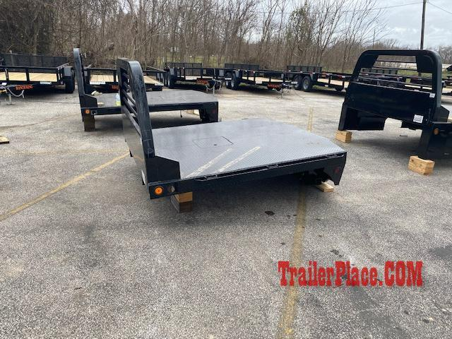 "2020 Norstar 84"" x 84"" CTA 40"" SR Diamond Plate Truck Bed"