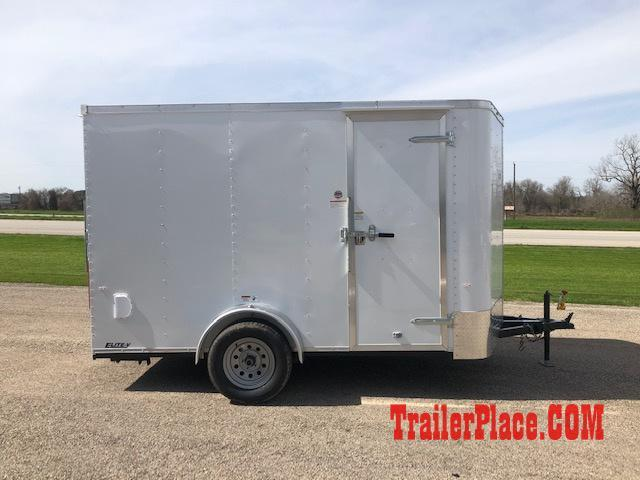 2020 Cargo Craft 7x12 Enclosed Trailer
