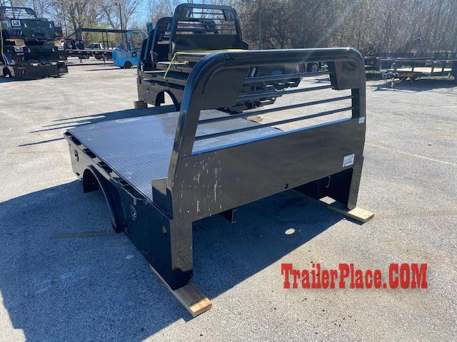 "2020 Norstar 8'6"" x 84"" CTA 56"" ST Skirted Truck Bed"