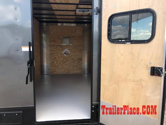 2019 Cargo Craft 7X12  Concession Trailer