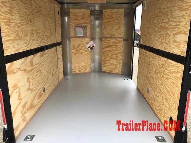 2020 Cargo Craft 7x12 Enclosed Trailer