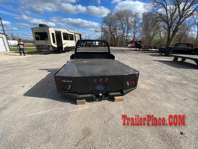"2020 Norstar 8'6"" x 97"" CTA 56"" ST Skirted Truck Bed"