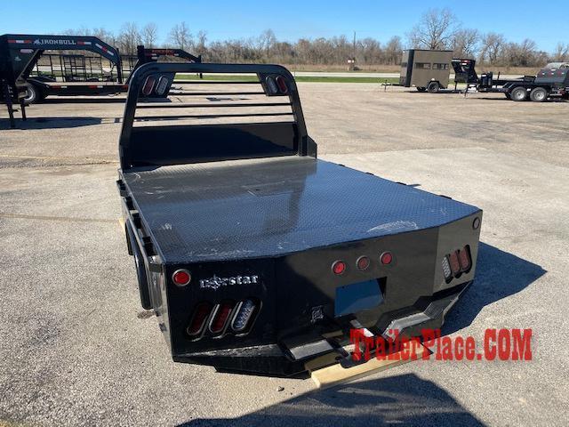 "2020 Norstar 8'6"" x 84"" CTA 58"" ST Skirted Truck Bed"