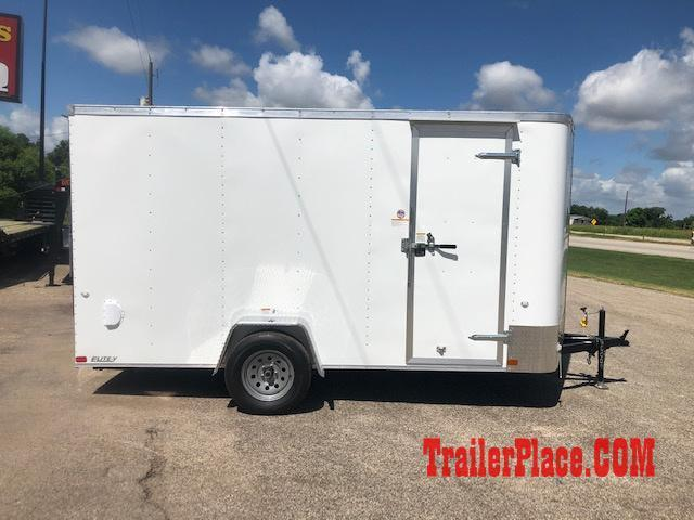 2019 Cargo Craft 6x14 Enclosed Trailer