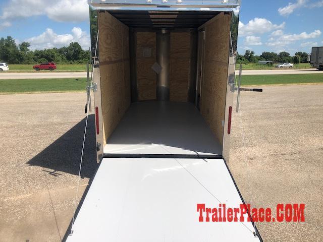 2019 Cargo Craft 6x14 Enclosed Trailer