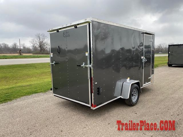 2020 Cargo Craft 6x14 Enclosed Trailer