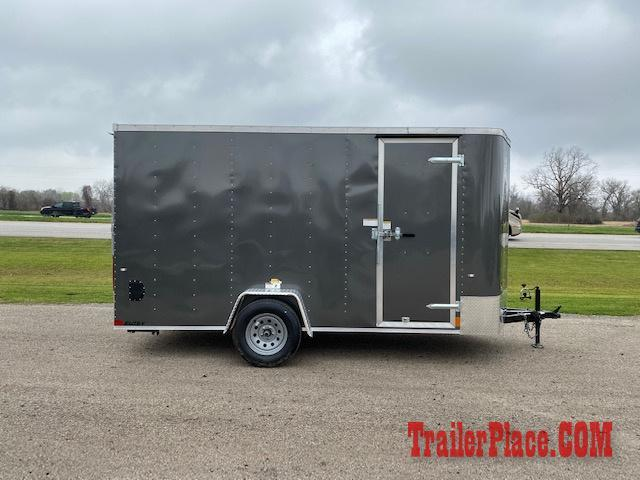 2020 Cargo Craft 6x14 Enclosed Trailer