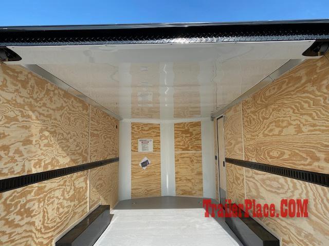 2020 Cargo Craft 8.5x18 Enclosed Cargo Trailer