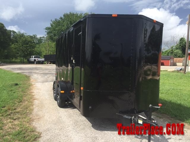 2020 Cargo Craft 7x18 Enclosed Cargo Trailer