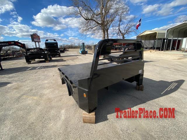 "2020 Norstar 8'6"" x 97"" CTA 58"" ST Skirted Truck Bed"