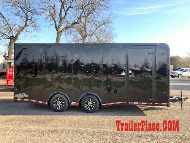 2020 Cargo Craft 8.5x24 Auto Carrier/ Enclosed Cargo Trailer