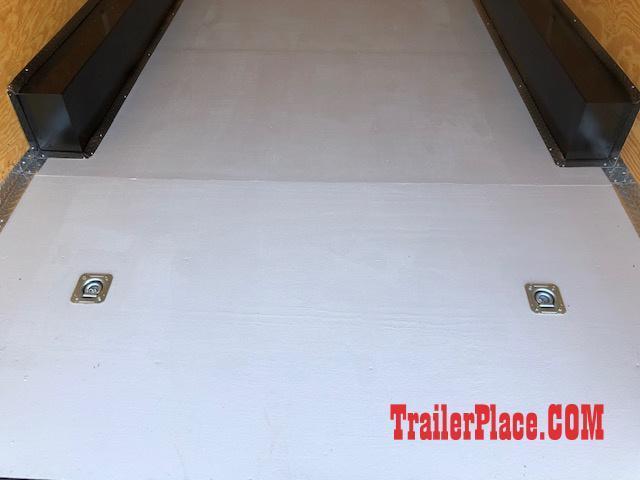 2020 Cargo Craft 8.5x24 Auto Carrier/ Enclosed Cargo Trailer