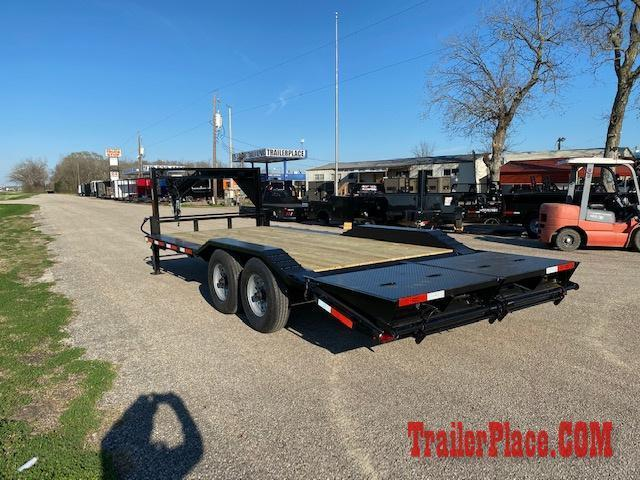 2020 Texas Pride 102x24  Equipment/Car Hauler