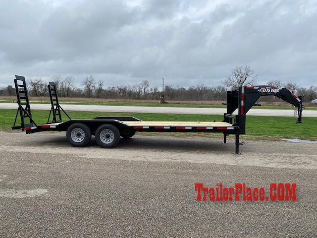 "2020 Texas Pride 102"" x 22 Equipment/Car Hauler"