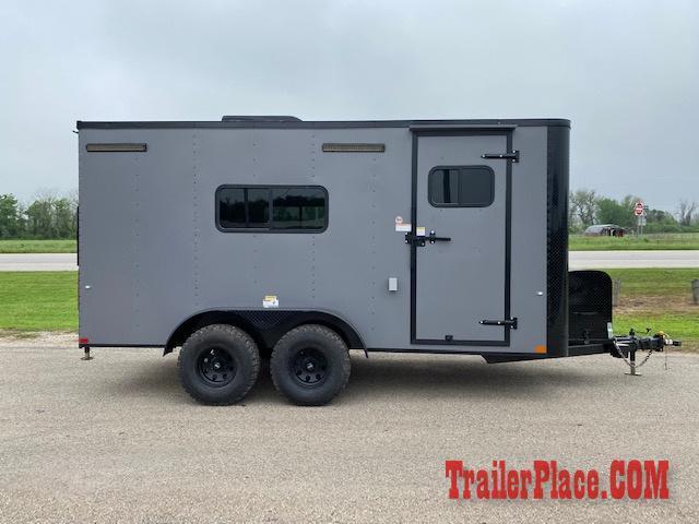 2020 Cargo Craft 7x16 Off Road Enclosed Trailer