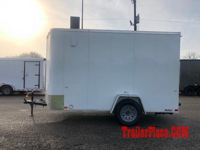 2020 Cargo Craft 6x12 Enclosed Cargo Trailer