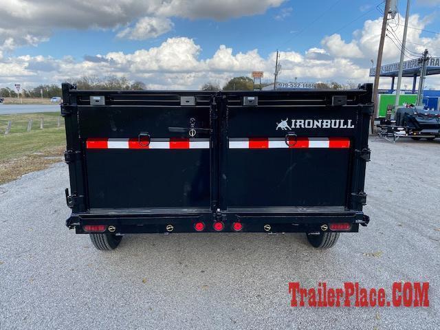 2020 Iron Bull 83 x 14 Dump Trailer