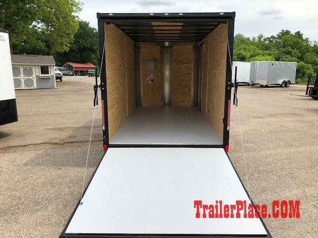 2020 Cargo Craft 7X14 Enclosed Trailer