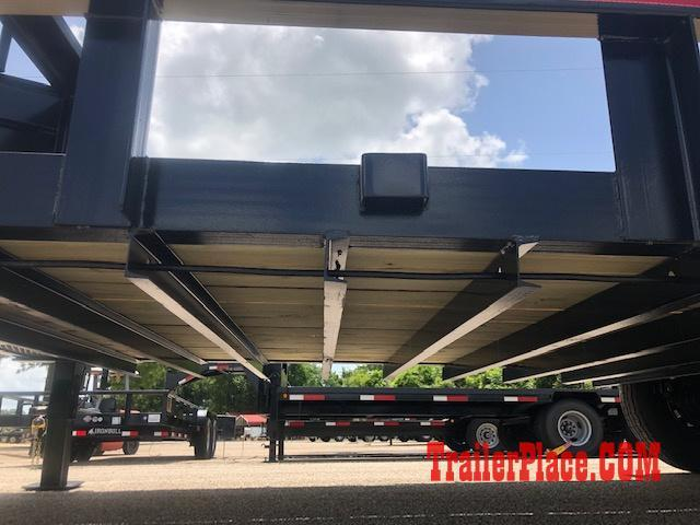 "2019 Ranch King 6'10"" x 20' Utility Trailer"