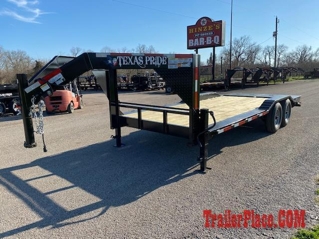 2020 Texas Pride 102x22  Equipment/Car Hauler