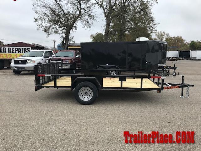 2020 Ranch King 6 x 12 Utility Trailer