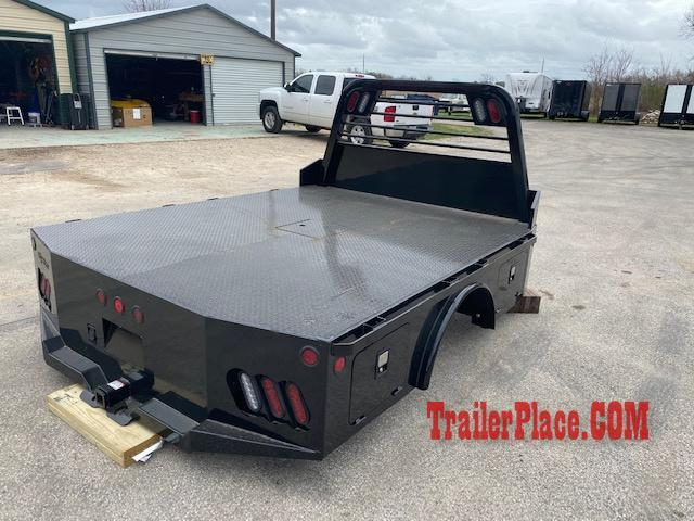 "2020 Norstar 9'4"" x 94"" CTA 60"" ST Skirted Truck Bed"