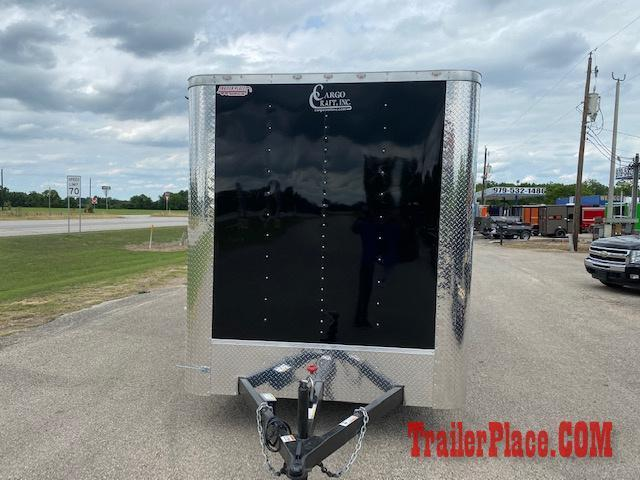 2020 Cargo Craft 7x16 Enclosed Cargo Trailer
