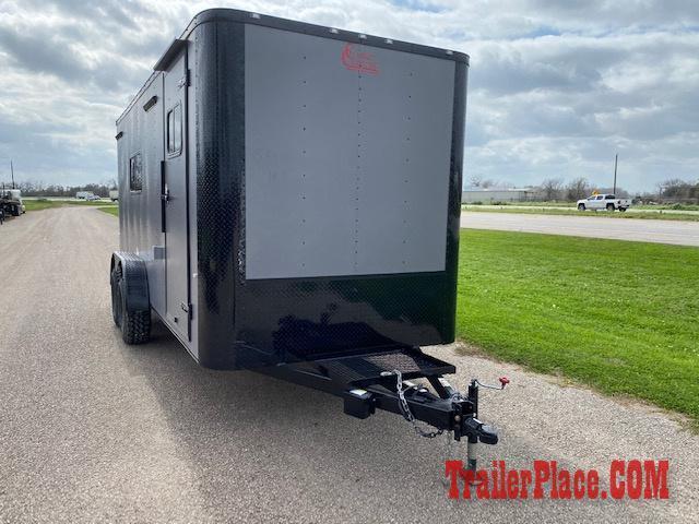 2020 Cargo Craft 7x18 Off Road Enclosed Trailer