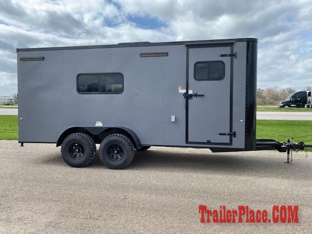 2020 Cargo Craft 7x18 Off Road Enclosed Trailer