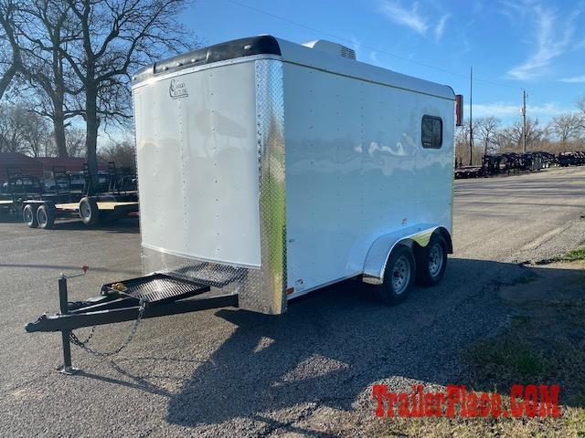 2020 Cargo Craft 7x12 Fiber Optic SplicingTrailer